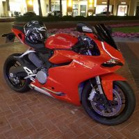 Panigale 899 2015