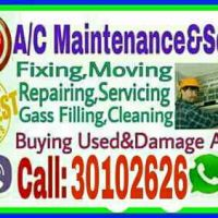 Split & Window A/C Sell Fixing Servicing