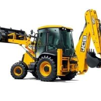 Jcb, backoe required without operator