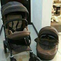FOR SALE:  Ferriley and Fitz pram and ca