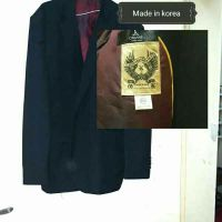 New Black Mens Coat