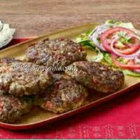 different delicious kebab available for