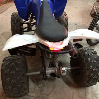 New quad bike