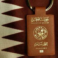 Qatar passport