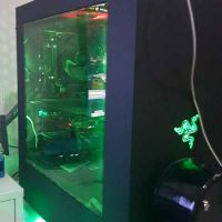 building gaming pc's