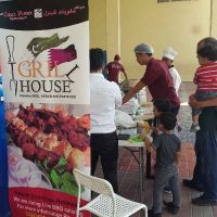 Live BBQ and Tandoor catering