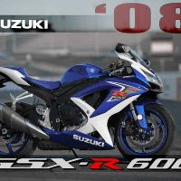 for sale engine gsx 600 2008