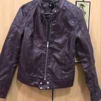 Deep purple jacket