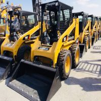 Cat skid loader