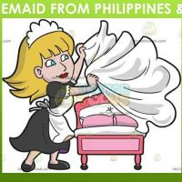 Housemaid from Philippines and India