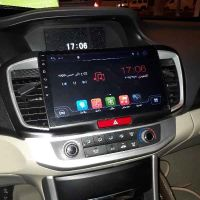 Honda accord android screen