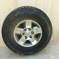 tyre with its cover for sell