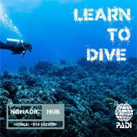 Learn to dive PADI