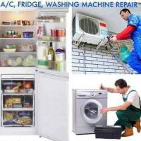 A/c,  Fridge,  Washing  Machine,  Repair