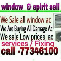 a/c sell & services