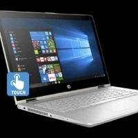 HP Notebook Touch