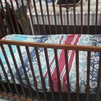 baby bed in good condition