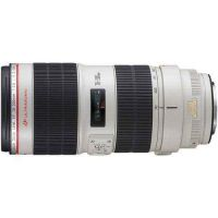 New! Canon EF 70-200mm F 2 .8L