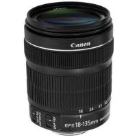 New ! Canon EF 18-135mm F 3 .5 IS STM