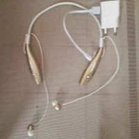 Enet* Wireless Headset with Charger.