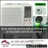 all ac sale repring service