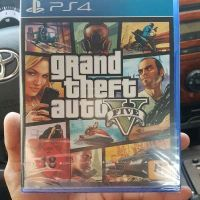 gta 5 ps4 new sealed cd