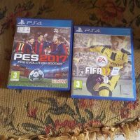 FIFA 2017 and PES 2017 For sale or swap