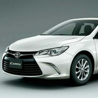 Toyota Camry for rent texi