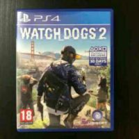 To switch watch dogs 2 with gta v