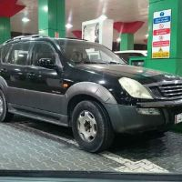 full option rexton in perfect condition