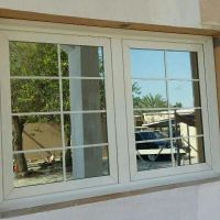 carpentry works and aluminum works