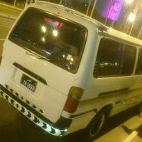 toyota Bas for rent