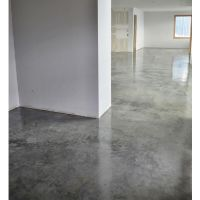 Concrete finish