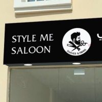 Gents saloon