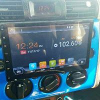 New 10in android radio screen