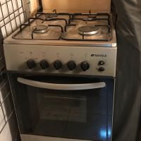 Gas cooker small