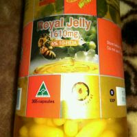Royal Jelly Natural 360 Capsules 1610 mg