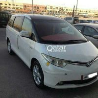 toyota previa 7 seater for rent