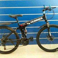 New hummer folding bicycle for adults