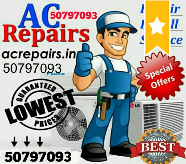 A/C selling and fixing,servica
