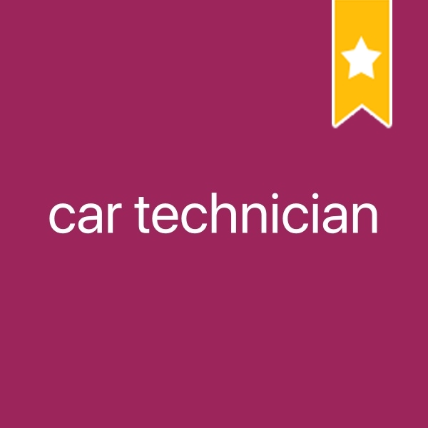 Car  technician