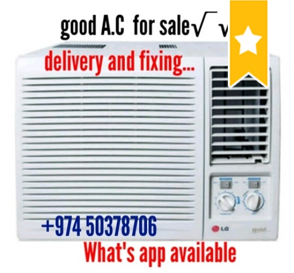 A.C FOR SALE AVAILABLE