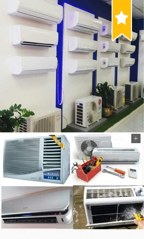 Air condition service repair sale