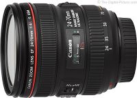 Canon24-70mm f/4L IS USM