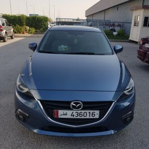 mazda 3 model 2015 full options