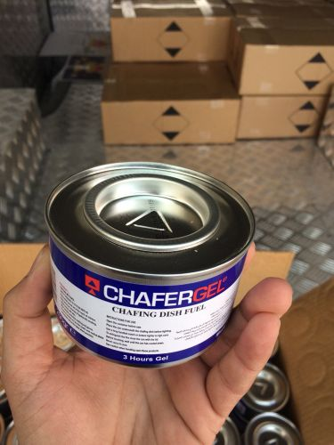 Chafing fuel gell