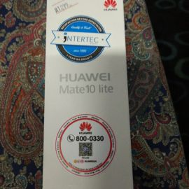 Huwai mate 10 lite 64 gb