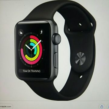 Required Apple Watch