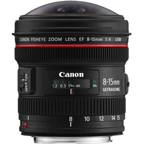 Canon 8-15 fisheye like new