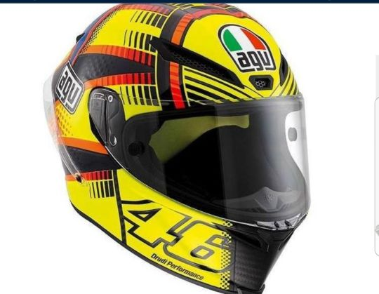 Need same helmet